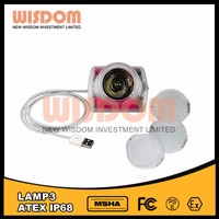 Brightest among the industry lamp 3 undergound working lamp