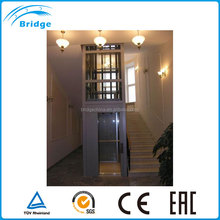 Home villa elevator lift Shaft size 1600/1400/500/3000mm