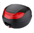 The most popular back rear box for motorcycle in super PP material