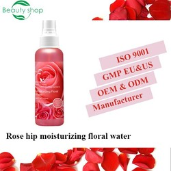 Rose Hip Floral Moisturizing face Water /face moisturizer spray