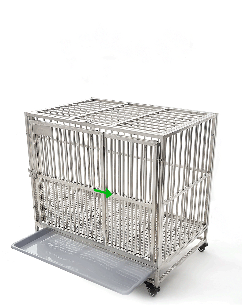 Most Popular Classic Design Metal Dog Kennel