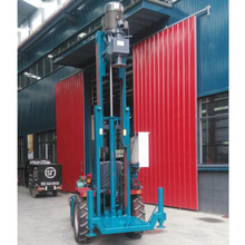 Rotary Trailer Mounted Deep Hole Water Well Drilling Rig Machine Parts
