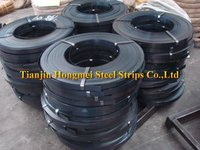 Blue Waxed Steel Packing Metal strapping