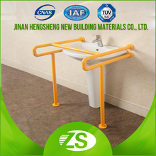 For Hospital Home Hotel Toilet safety handrail,ABS stainless steel Disable grab bar