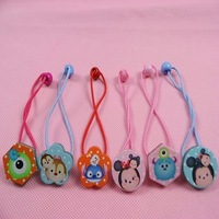 Colorful Child Kids Hair Holders Cute Rubber Hair Bands Elastics Accessories