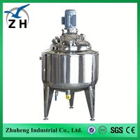 mixing tank stainless steel tank polishing machine bitumen tank container