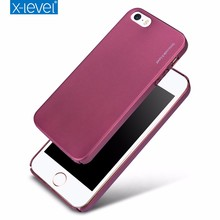 [X-Level] Top Selling Hard PC Matte Phone Case for iPhone 5 5S cover