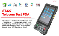 2016 New China ST327 Telecom Test PDA/Cable tracker/Barcode scan/XDSL tester/DMM/ONU/IPTV