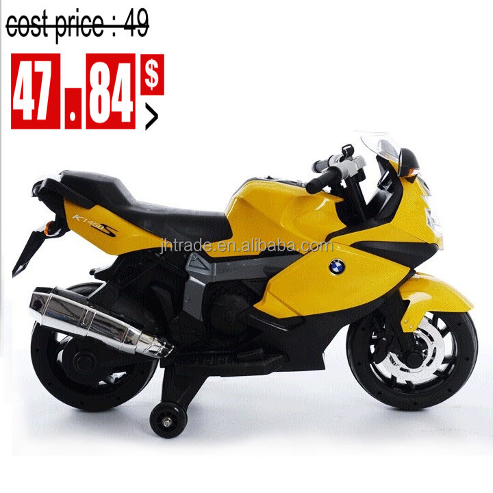 Kids battery operated ride on bike child motorbike for sale