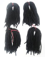 Africa hot dred lock dirty braid hair shade hair weft High Quality Afro Twist Micro Braid Hair Extension, Synthetic Dread