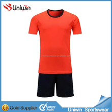Hot on sale jersey make your own football uniforms pretty design training suit