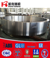 ASME/EN Forging parts for machinery industry