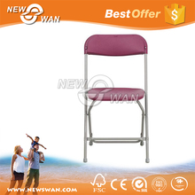 metal folding chair for wedding events