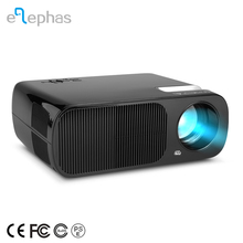 led dlp Video Projector 2600 Lumens 1080p multimedia smartphone full hd smartphone projector