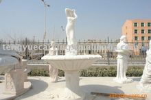 statue marble fountain(FT952)