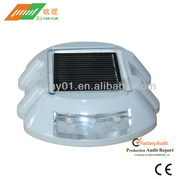 2018 super brightness 105 mm traffic warning solar cat eye road stud