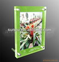 Double and Detachable Acrylic Photo Frame
