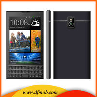 Dual SIM Quad Band GPRS GSM Unlocked FM 4.0 INCH Touch Screen+Qwerty Keyboard Chinese Mobile Phones Q100