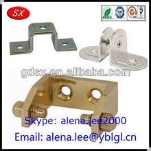 Custom factory Widely usage metal bench brackets/metal fence brackets/metal sofa brackets
