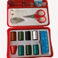 115mm Sewing Kit In Plastic With