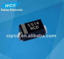 Schottky Barrier Rectifiers SS33 SS34 SS35 SS36 SS38 SS310 From 20V To 60V 3.0A Diode Case DO-27