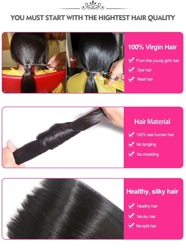 XBL Free Shipping Straight Lace Front Human Hair Wigs Remy Hair 130% Density Pre Plucked Hairline Short Bob Wig for Black Women