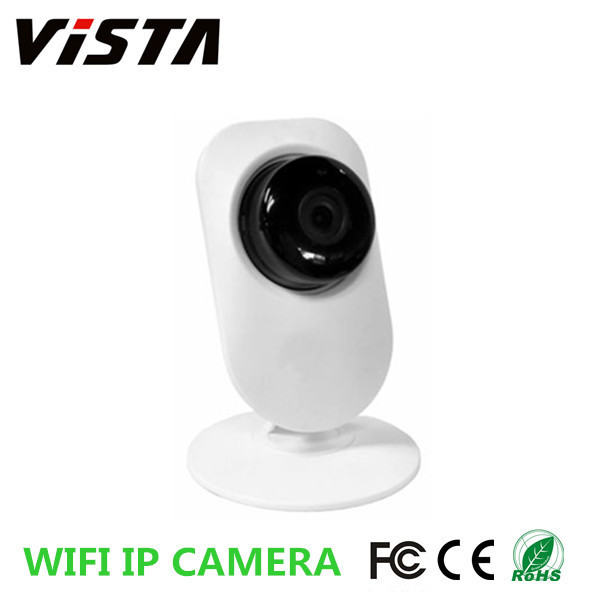 WiFi Wireless IP CCTV Camera Home Security Cameras System P2P Dual Audio SD Card Recording Smart Phone View