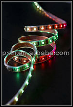 smd 5050 rgb flexible led strip 60led/m for cars/stairs decoration