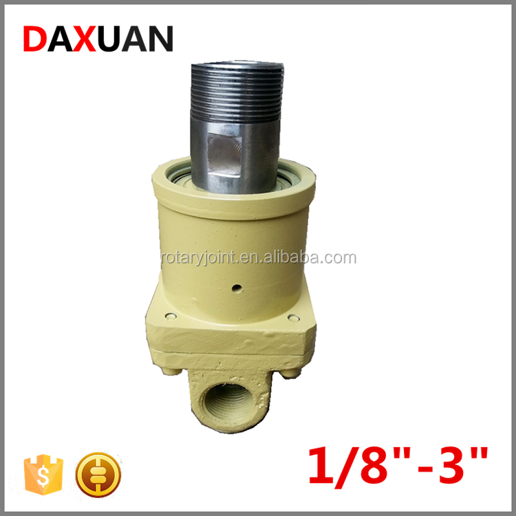 "1"" High Pressure swivel pipe fittings, copper pipe connections /water rotary joint, rotating union"