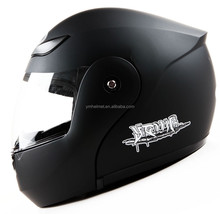 Dot approved double visor modular full face custom motorcycle helmet