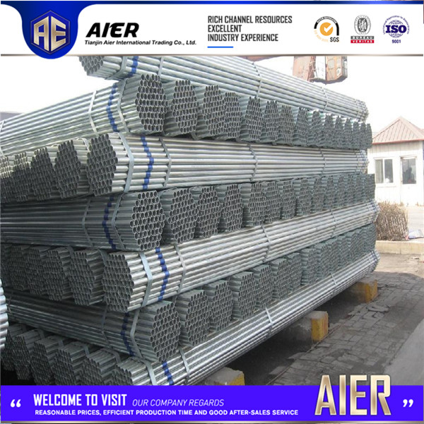 0.8 oz/ft2 gi weld erw pipe oiled spiral tube alibaba website