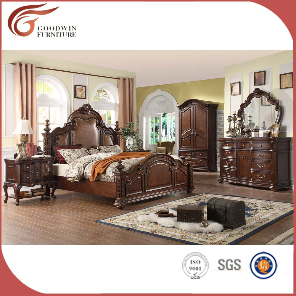 De lujo chino barato blanco antiguo muebles wa149 conjunto for Muebles chinos baratos online
