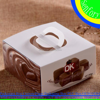 Wholesale Paper Printing Moon Cake Box