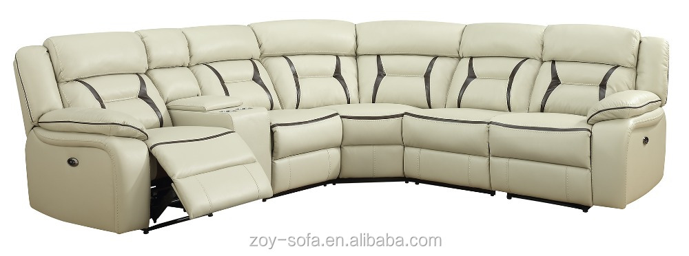 Wholesale lazy boy recliners lazy boy sectional sofa sets recliner ZOY 7068
