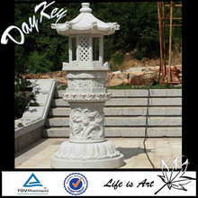 Granite Chinese Stone Lantern For Garden Decoration oriental stone lanterns outdoor stone lantern