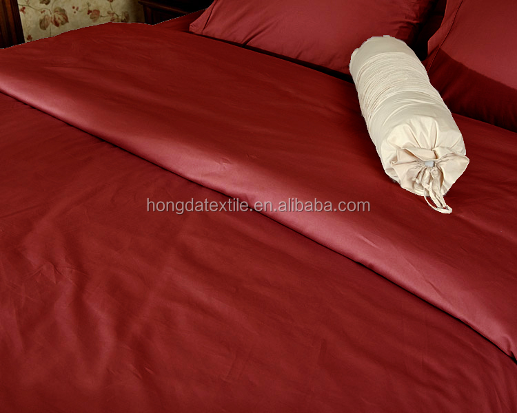 Wholesale 300TC 100% egyptian cotton brand name bulk bed sheets
