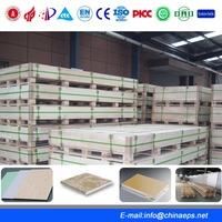Fireproof Retardant fire rated board wood plastic composite panel alucobond aluminum in dubai