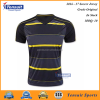 Famous team soccer jerseys cheap wholesale best thai quality soccer sports shirt