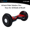 New design scooter drifting hoverboard 10 inch with samsung battery Bluetooth