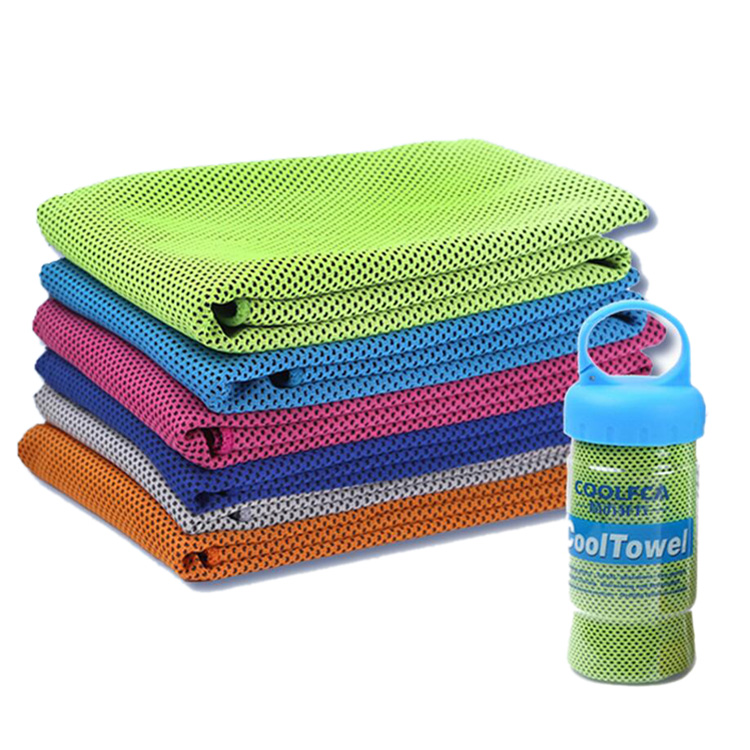 Factory Custom Super Magic Ice Cooing Towel for Summer