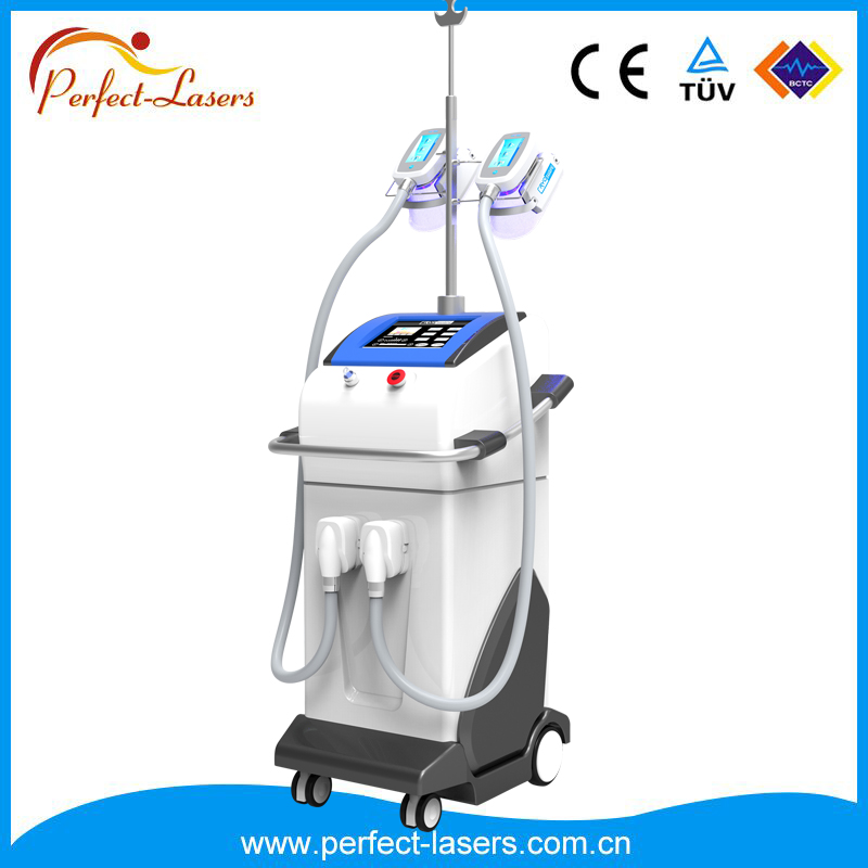 2015 Beijing Effective Cryotherapy Machine Lose Belly Fat Burning Machine