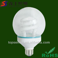 1Year Warranty Energy Saving Wholesale T2 CFL Bulb(CE&ROHS)