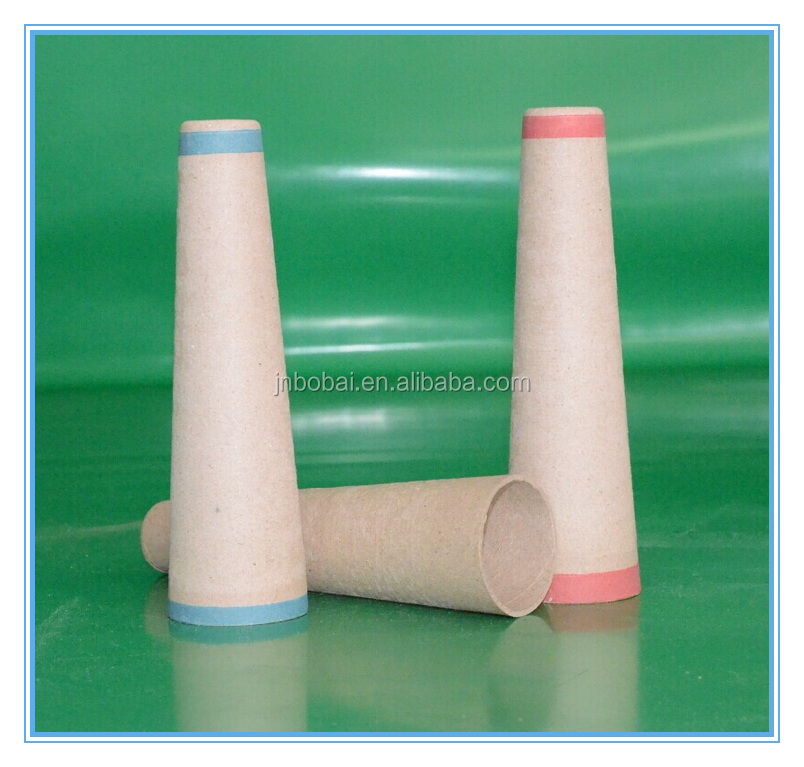 different size yarn textile used paper core pipe paper tube for fabric rolling