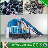 Newest !!! tire crusher / tire shredder machine for sale