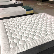 mattress display rack, plastic coil mattress