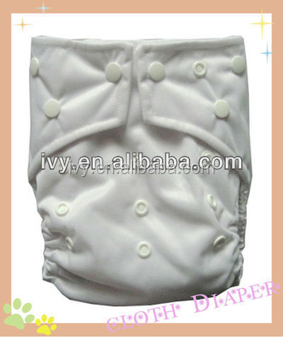 Sunny Happy PUL Pocket One Size Reusable Double Row Snap Baby Cloth Diapers