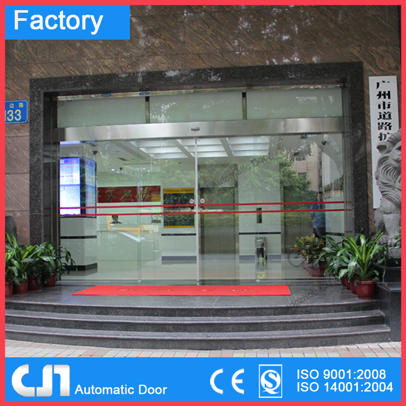 12MM Tempered Glass Electric Gate Opener