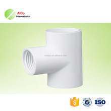 ASTM Sch40 PVC 3 Way Elbow Pipe Fittings