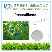 Anti-oxidant and Antifungal Activity 99% Pterostilbene CAS NO:537-42-8