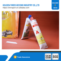 High strength502 acrylic epoxy resin AB Glue, liquid Adhesive super glue uv wood glue